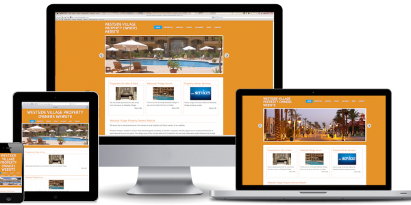 Responsive websites by Plush Global Media