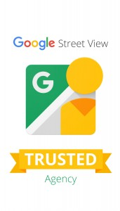 Google Streetvie Trusted Agency Badge for Plush Global Media