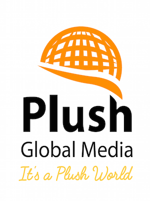 Plush Global Media Logo