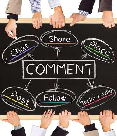 Get Back Links through blog comments