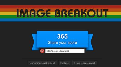 Google's Atari Breakout