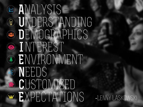 SEO & Understanding Audience
