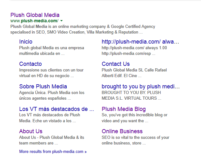 googlesitelinks_plushglobalmedia