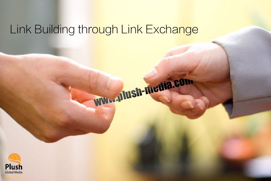 Link Exchanging with Plush Global Media